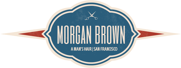 A Man's Hair by Morgan Brown